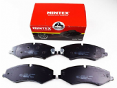 LR051626 Mintex Brake Pad Set of 4 MDB3124